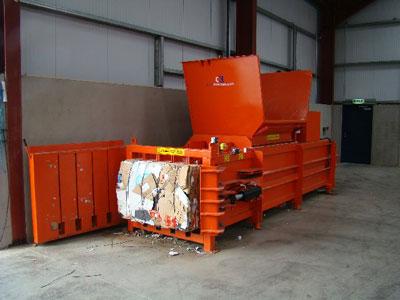 CK450H bálázógép