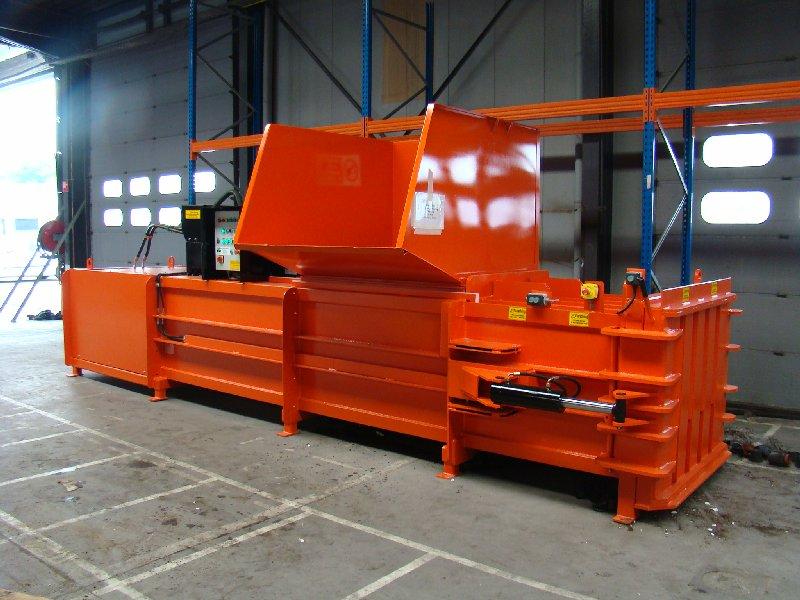 CK450HFE bálázógép