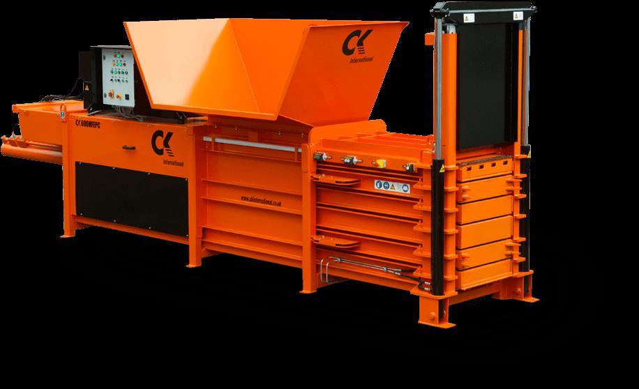 CK450HFE.PC bálázógép